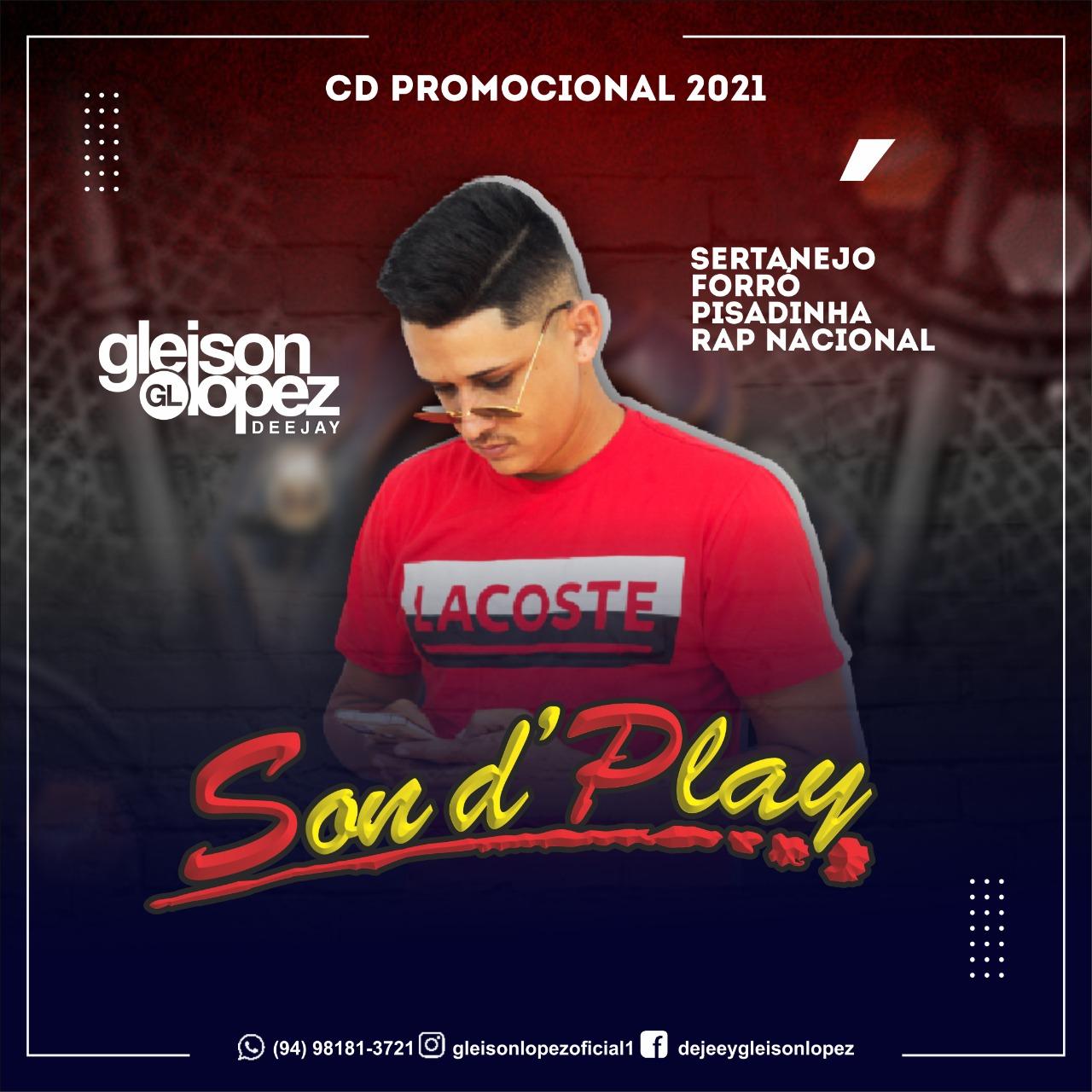 ? Sond Play Promocional 2021 - Gleison Lopez