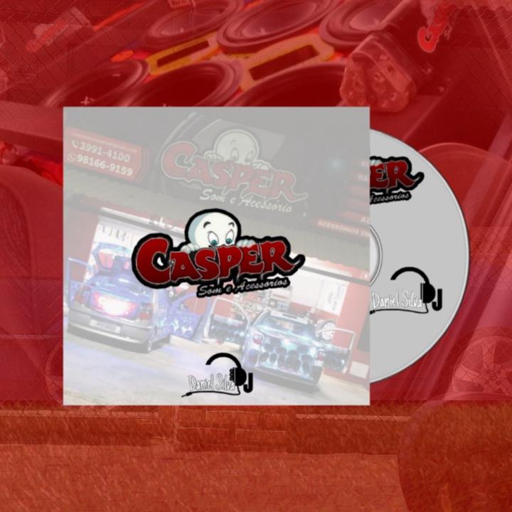 CD Casper som e acessórios - funk & eletrofunk