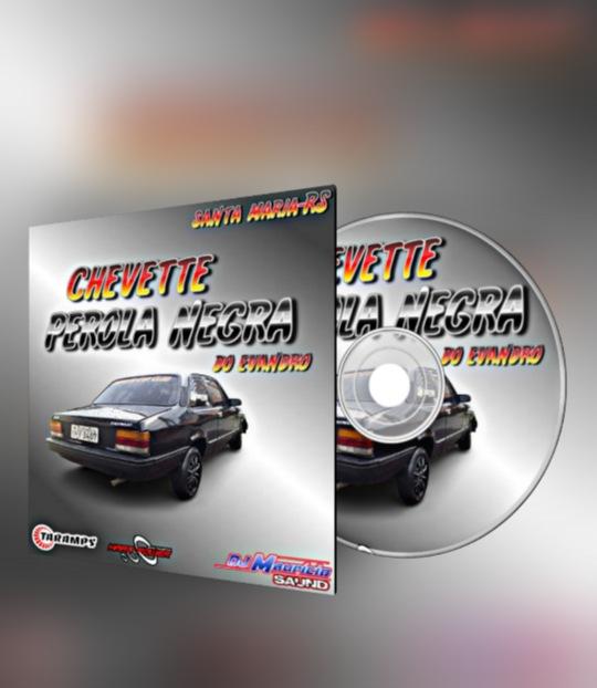 CD CHEVETTE PEROLA NEGRA