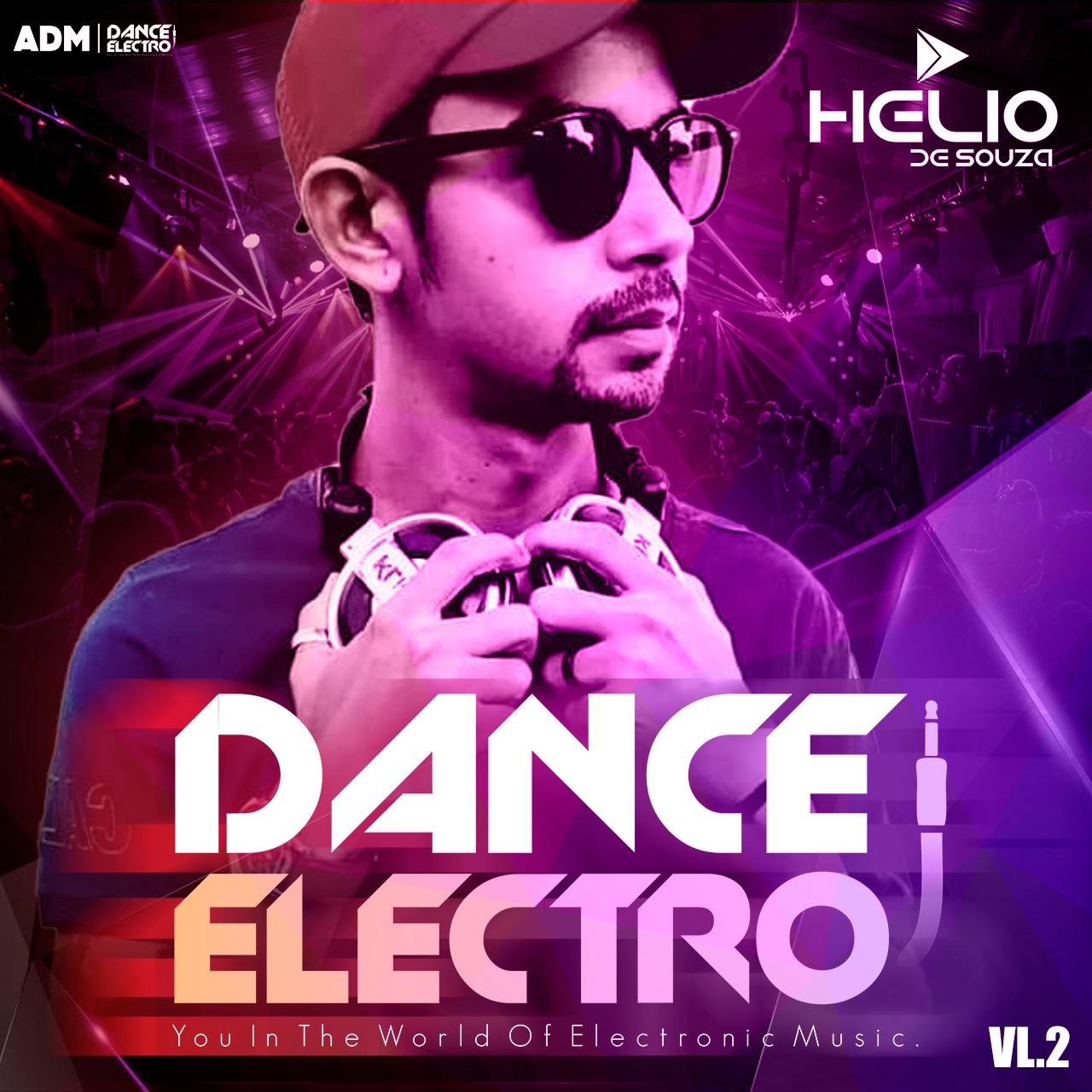 CD Dance Electro Vol.02 2021 ( DJ Helio De Souza SC )