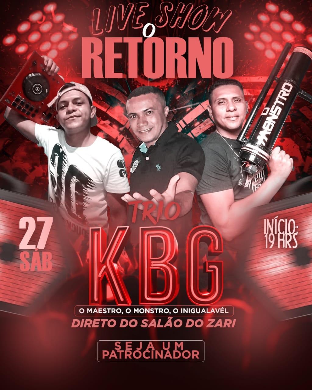 CD DJ BRUNO MARAJOARA O RETORNO SALÃO DO ZARI