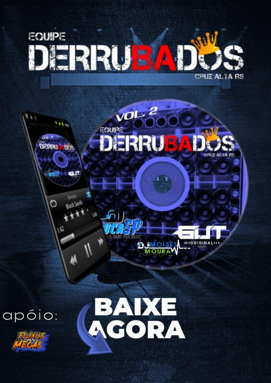 CD Equipe Derrubados Vol 02