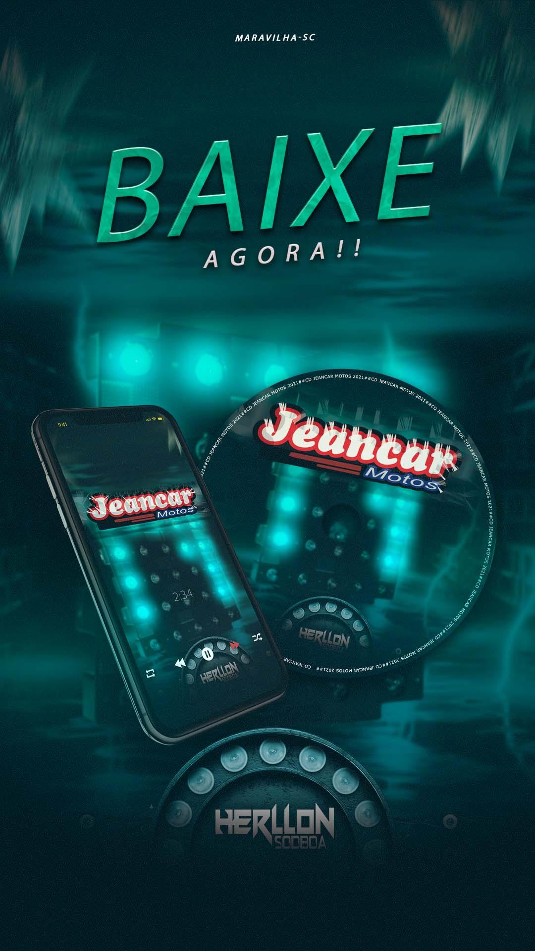 CD JEANCAR MOTOS 2021 DJ HERLLON SODBOA