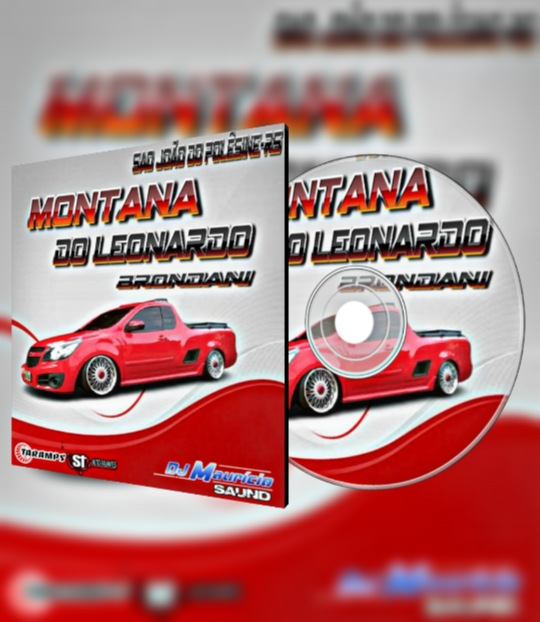CD MONTANA DO LEONARDO BRONDANI