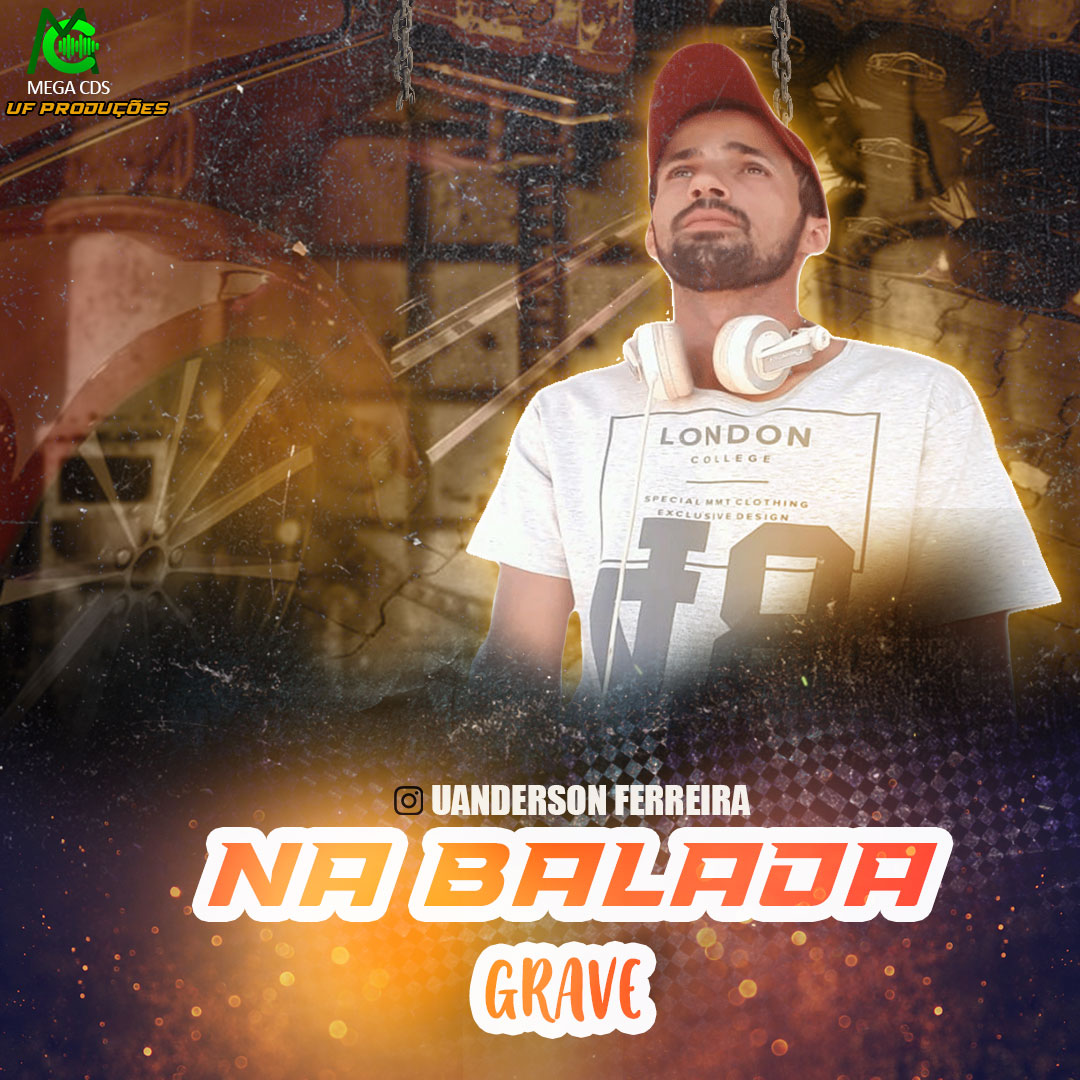 CD Na Balada Grave