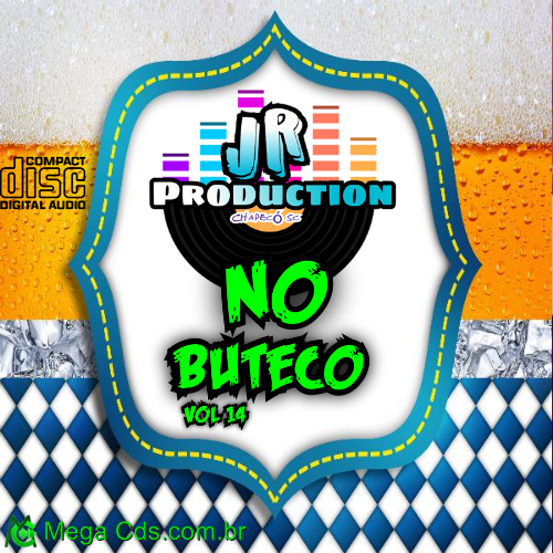 CD  NO BUTECO VOLUME-14-BY JR PRODUCTIONS