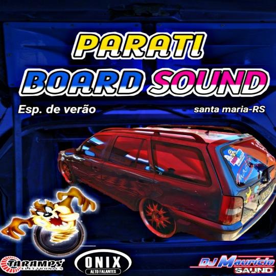 cd parati board sound esp de verao vol1