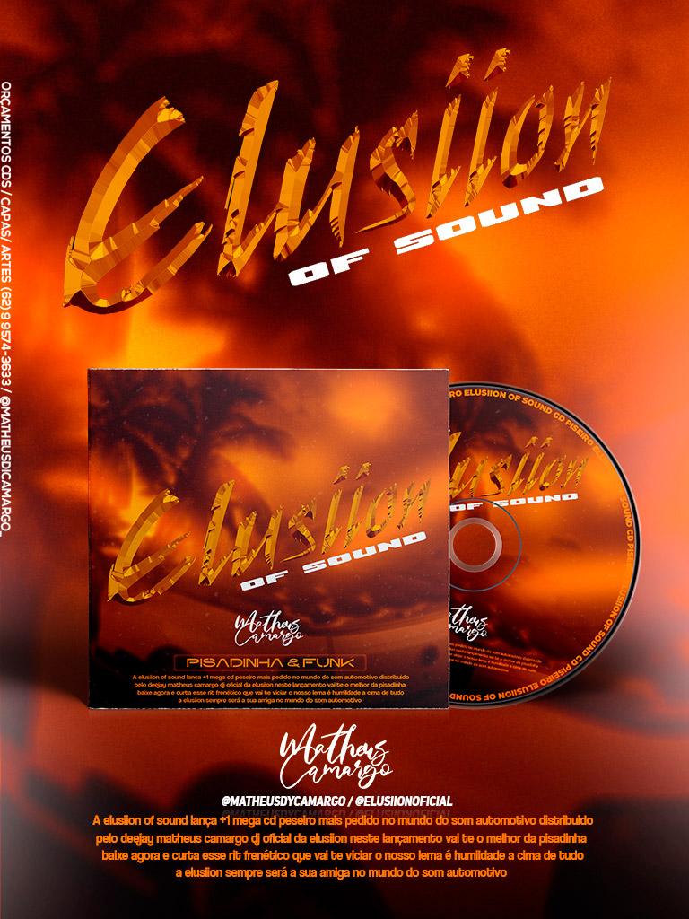CD PISEIRO (2021) - ELUSIION OF SOUND - DJ MATHEUS CAMARGO