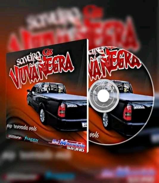 CD SAVEIRO G3 VIUVA NEGRA VOL6