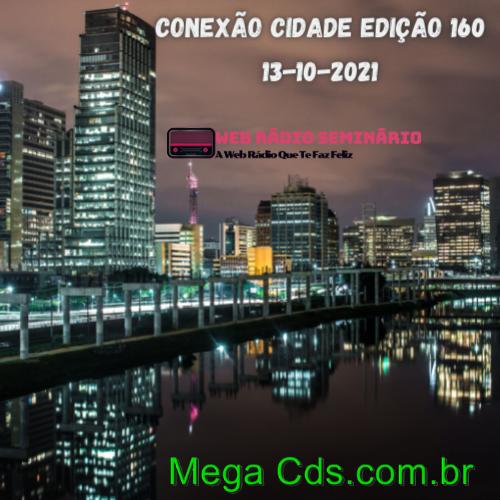 CONEXAO CIDADE EDIÇÃO 160 13-10-2021