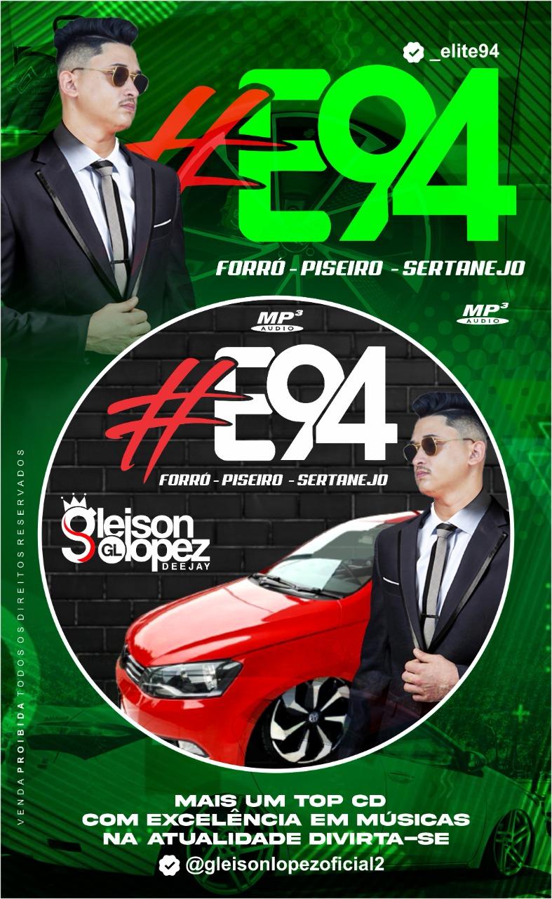 Elite94ClubCar - Gleison Lopez - Sertanejo Forró - Pisadinhas