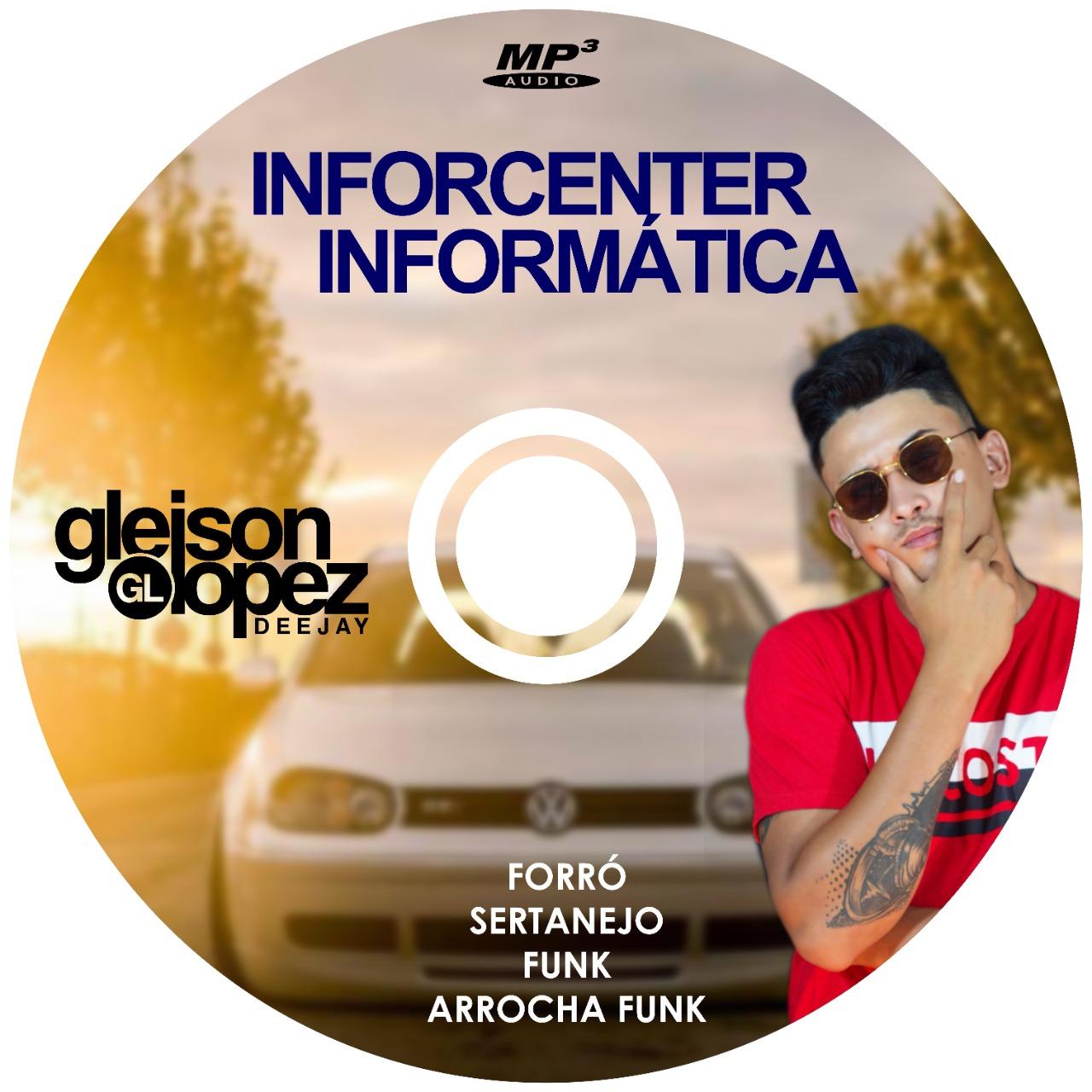 Inforcenter Informatica - 2021 CD MAIO - Gleison Lopez