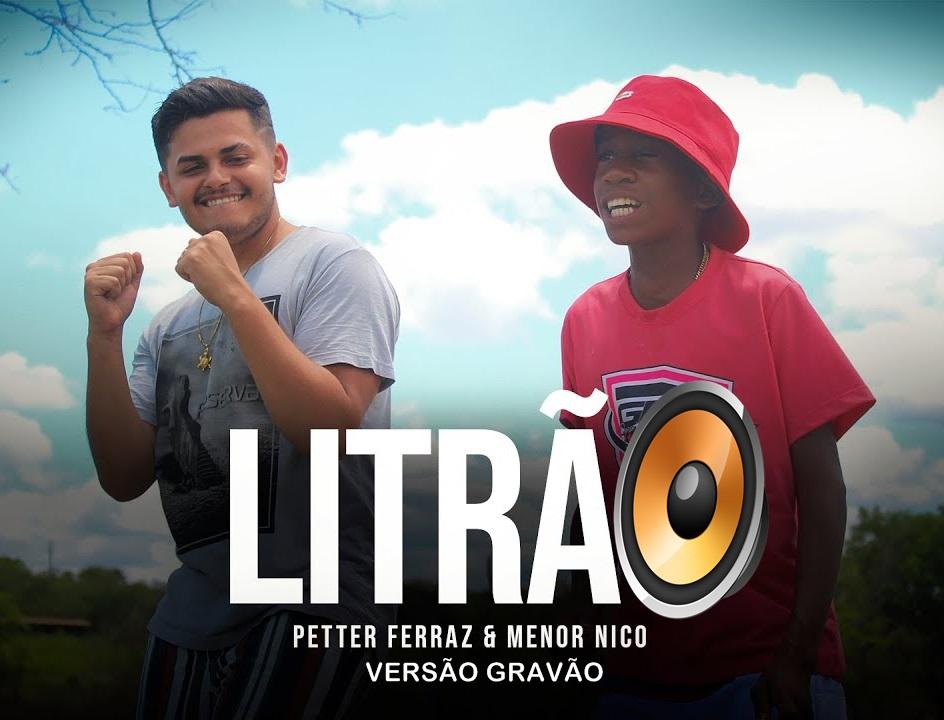 Petter Ferraz E Menor Nico (((Litrão))) Versão Gravão DJ Romario Roba Cena