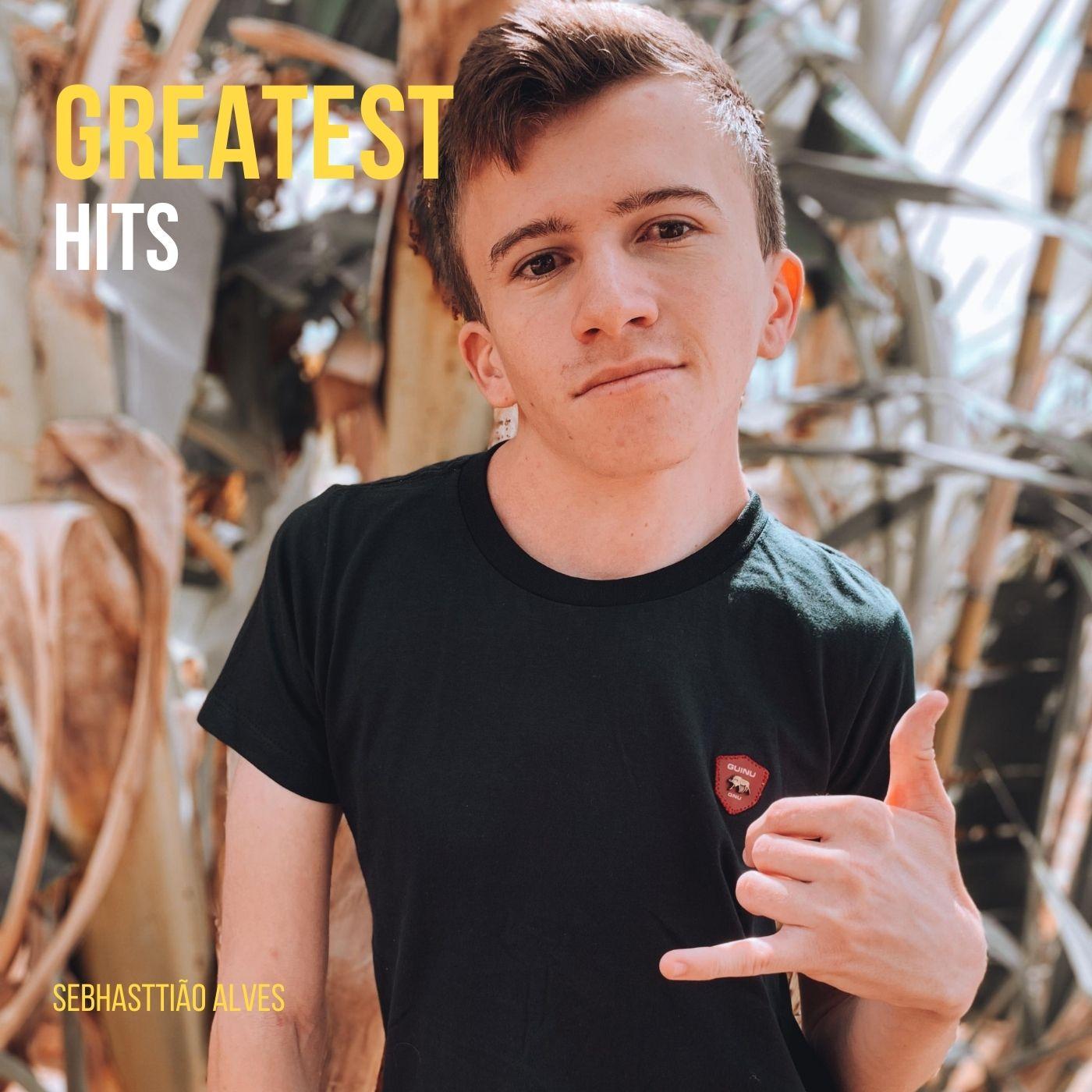 Sebhasttião Alves - Greatest hits