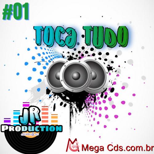 TOCA TUDO  VOL-1 BY JR Production