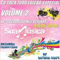 #série Retrô CD TOCA TUDO EDIÇÃO ESPECIAL VOL-2 AS MELHORES DO MES DE JUNHO