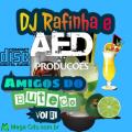 CD-AMIGOS DO BUTECO VOL-01 DJ RAFINHA E ESTUDIO AED PRODUCOES