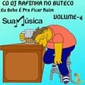 CD RAFINHA NO BUTECO VOLUME-4