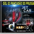Gol G3 Pancadão do Prussak, apoio Oficina e Auto Peças JET CAR, Antônio Olinto PR - Dj Márcio K