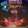 MEGA MIX RETRO DJ NILDO MIX 2021