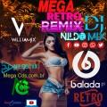 MEGA RETRO REMIX DJ NILDO MIX