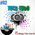 TOCA TUDO  VOL-2 BY JR Production