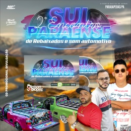 2º Encontro Sul Paraense - CD SERTANEJO e FORRÓ - Gleison Lopez