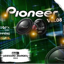 ALTO FALANTES PIONEER VOL 8 DJ LEANDRO BORGES DE UBERABA MG