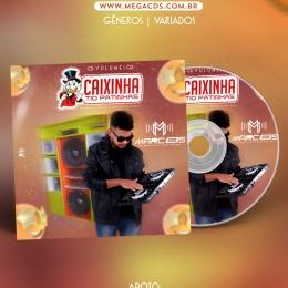 CD CAIXINHA TIO PATINHAS VOL.2 By DJ MARCOS BOY 2021