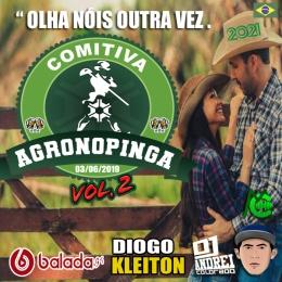 CD COMITIVA AGRONOPINGA VOLUME 2 - 2021 SÓ AS TOP