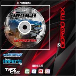 Cd Opala Dj Gordo Mix Vol 5