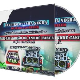 CD SAVEIRO OVELHA NEGRA E GOLF 100 NOÇÃO