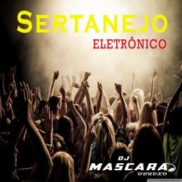 CD SETANEJO ELETRÔNICO _DJMASCARA