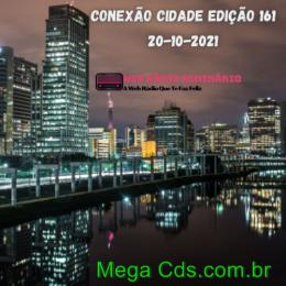CONEXAO CIDADE EDIÇÃO 161 20-10-2021