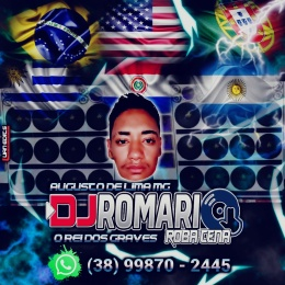 DJ Romario Roba Cena Do Brasil Para O Mundo