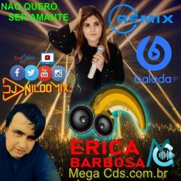 ERIKA BARBOSA DJ NILDO MIX NÃO QUERO SER AMANTE REMIX