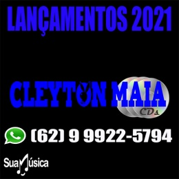 Gato Preto - Cleyton Maia CDs 2021