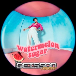 Harry Styles - Watermelon Sugar Dj Geisson Costa