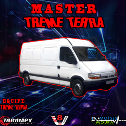 Master Treme Terra Esp. Mala Aberta