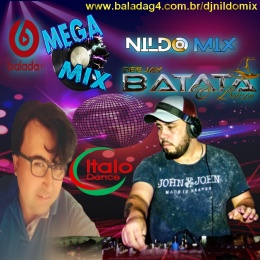 MEGA MIX ITALO DANCE DJ NILDO MIX DJBATATA CWB