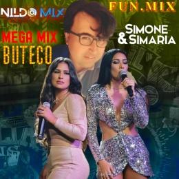 MEGA MIX SIMONEE SIMARIA DJ NILDO MIX NO BOTECO ELETRONEJO