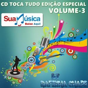 #série Retrô CD TOCA TUDO EDIÇÃO ESPECIAL VOL-3