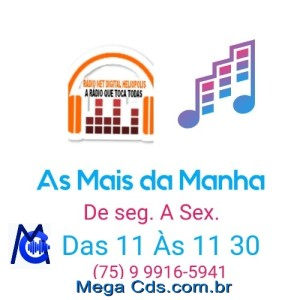 AS MAIS DA MANHA AO VIVO - 03.03.2021