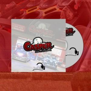 CD Casper som e acessórios - rap