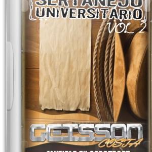 CD SERTANEJO VOL 2 BY DJ GEISSON COSTA