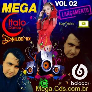 MEGA ITALO DANCE DJ NILDO MIX VOL 02