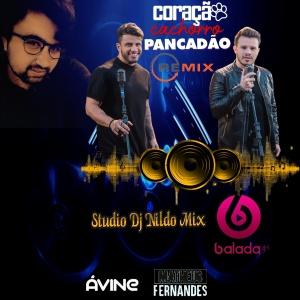 Ávine e Matheus Fernandes Coração Cachorro Remix Pancadão Studio Dj Nildo Mix