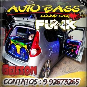 CD AUTO BASS SOUND CAR ELETRO FUNK BY DJ GEISSON COSTA