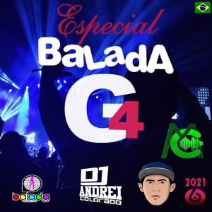 CD BALADA G4 NA BALADA 2021