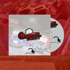 CD Casper som e acessórios - sertanejo & pisadinha